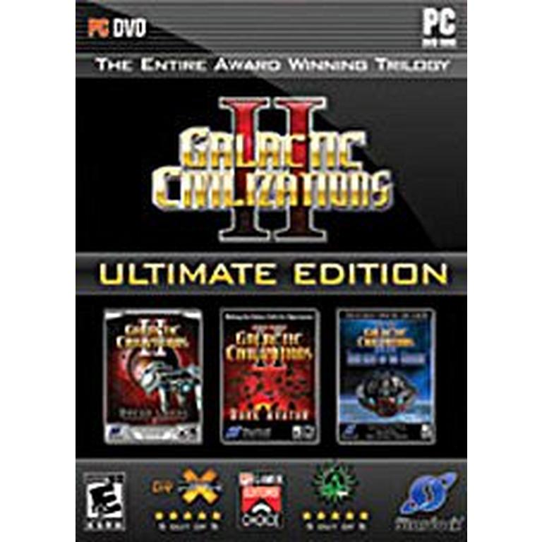 Galactic Civilizations II Ultimate Edition