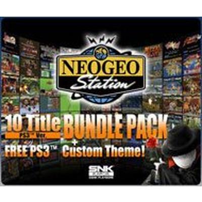 NEOGEO Station PS3 BUNDLE PACK