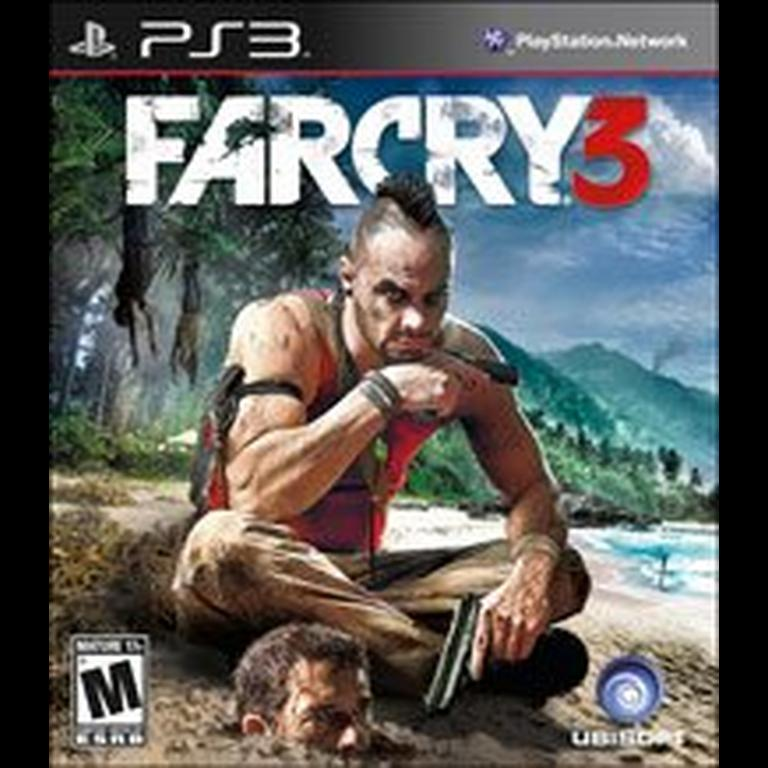 Far Cry 3 Playstation 3 Gamestop