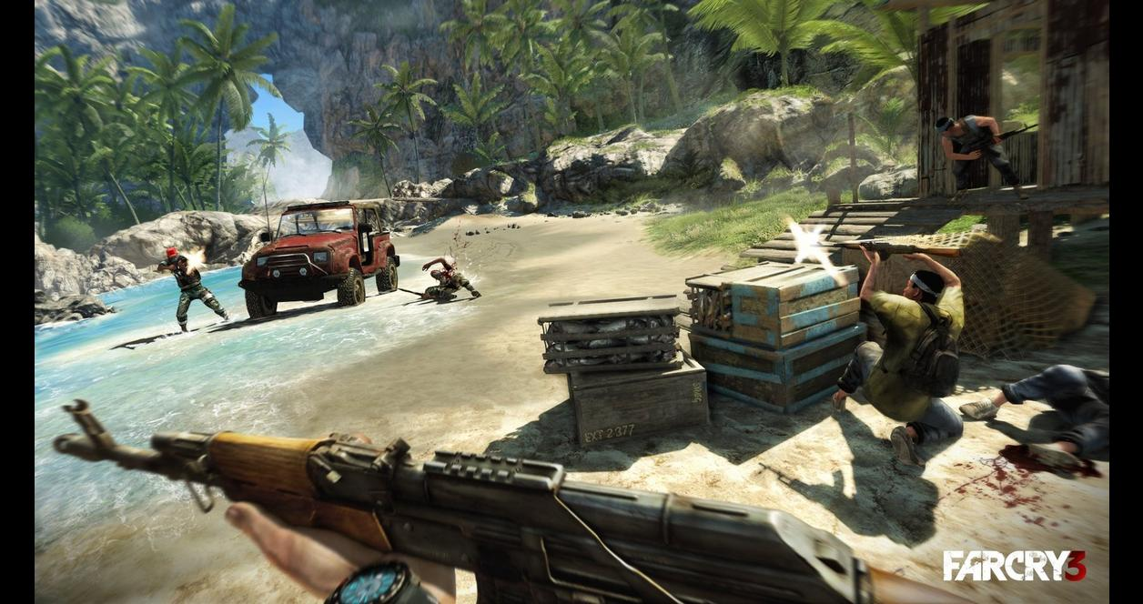 Far Cry 3 Xbox 360 Gamestop