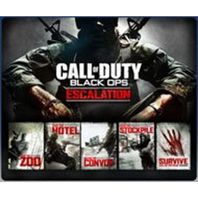 Call of Duty: Black Ops Escalation Map Pack