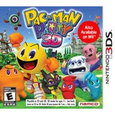 Pac-Man Party 3DS