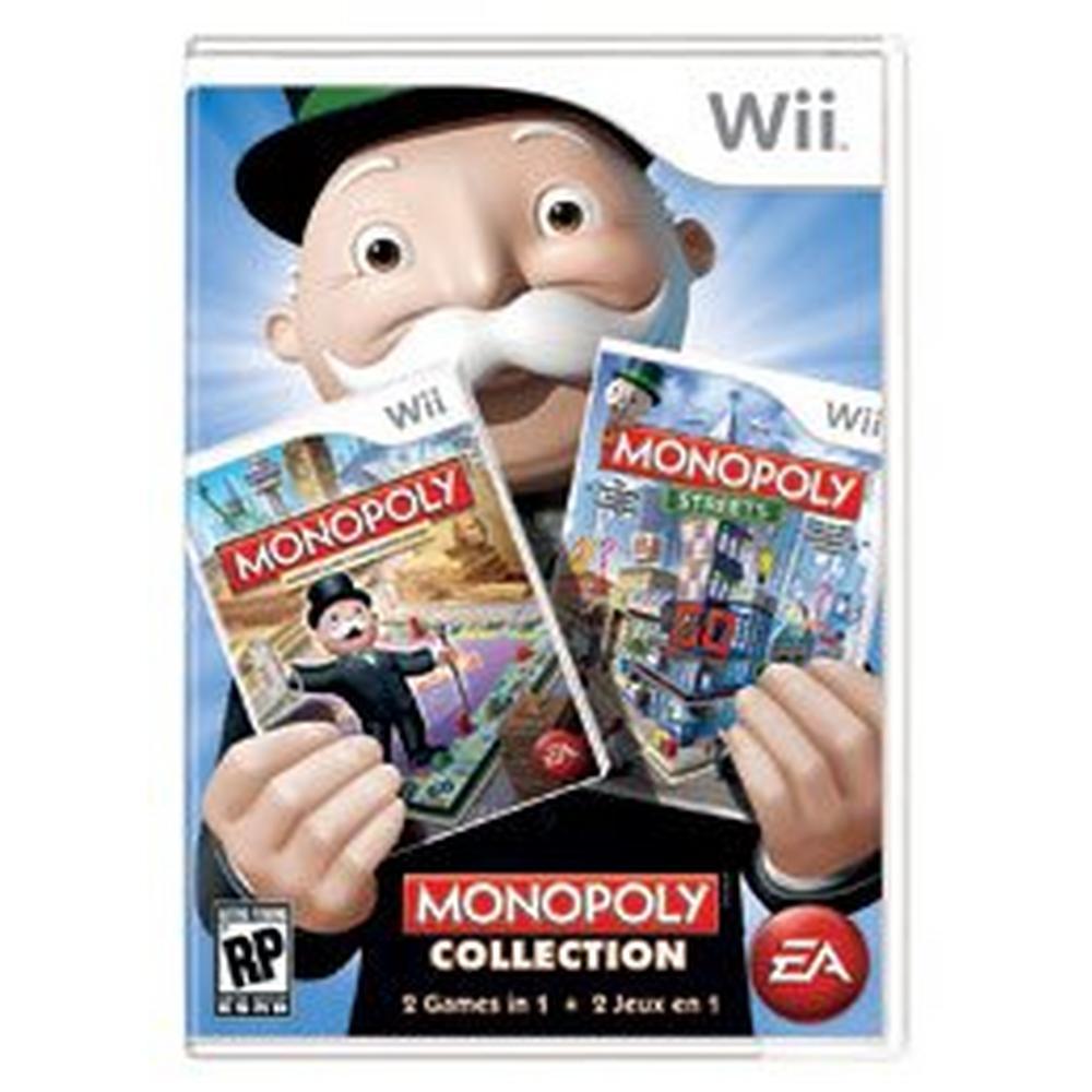Monopoly Collection | Nintendo Wii | GameStop