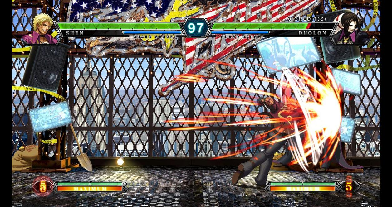 The King Of Fighters Xiii Xbox 360 Gamestop