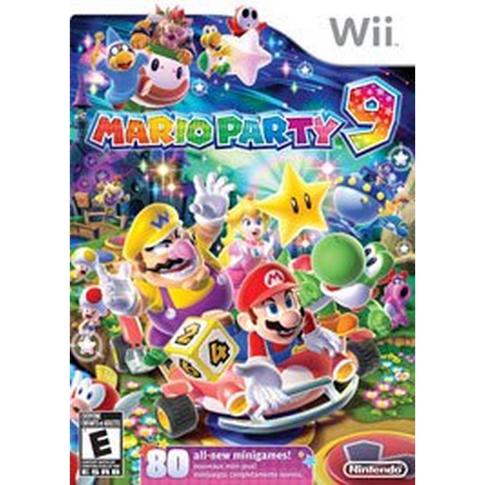 Mario Party 9 | Nintendo Wii | GameStop