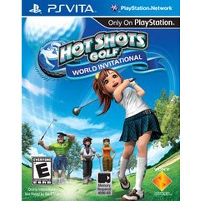 Hotshots Golf World Invitational - PS Vita