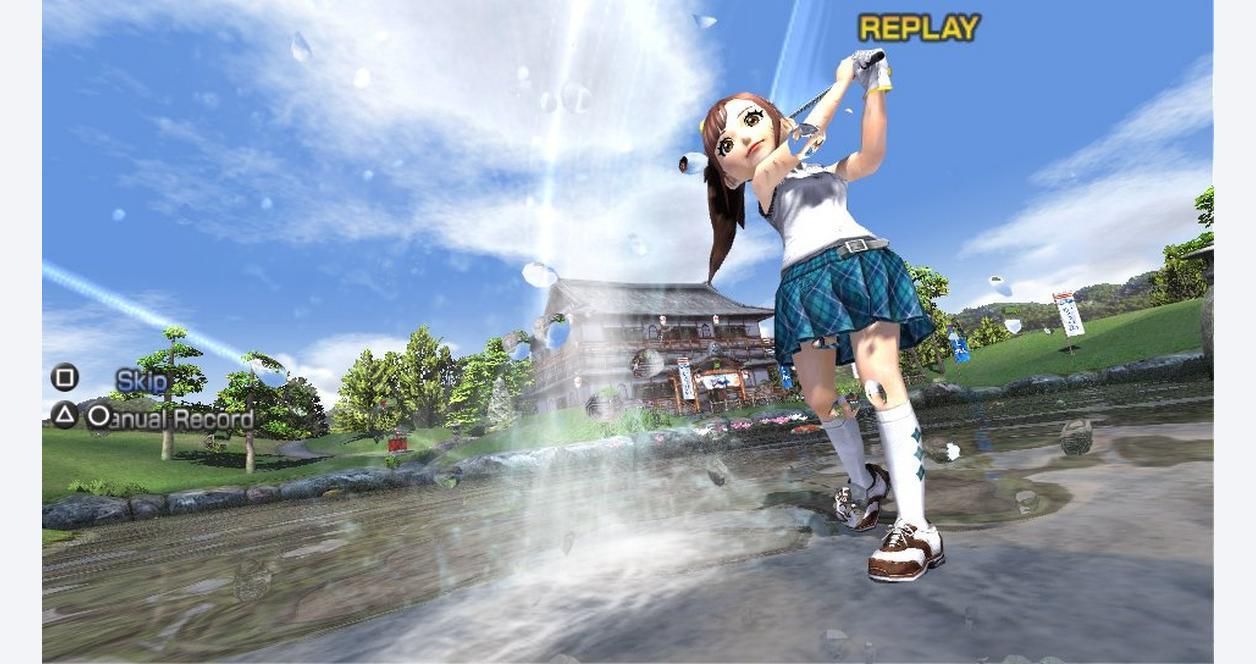 Hotshots Golf World Invitational - PS Vita | PS Vita | GameStop