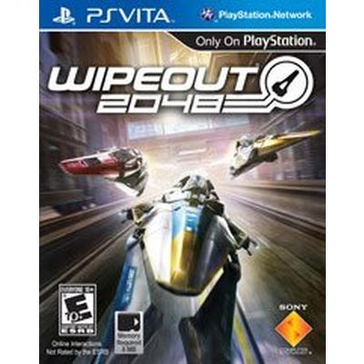 Wipeout 2048 - PS Vita