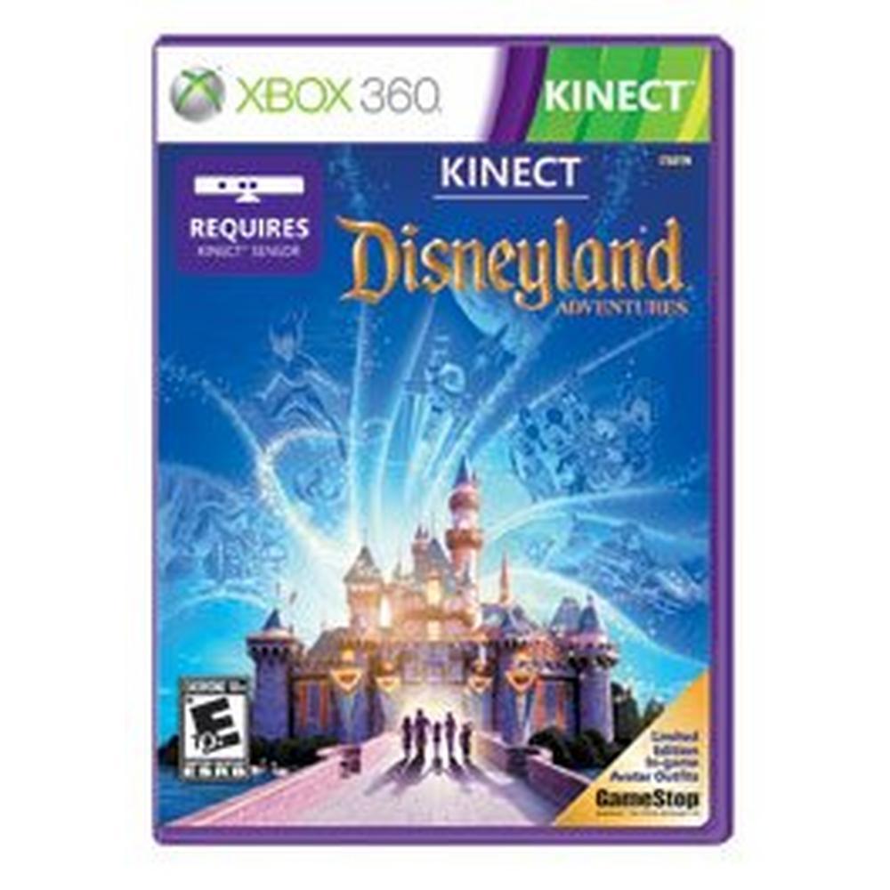 Kinect Disneyland Adventures   Xbox 360   GameStop