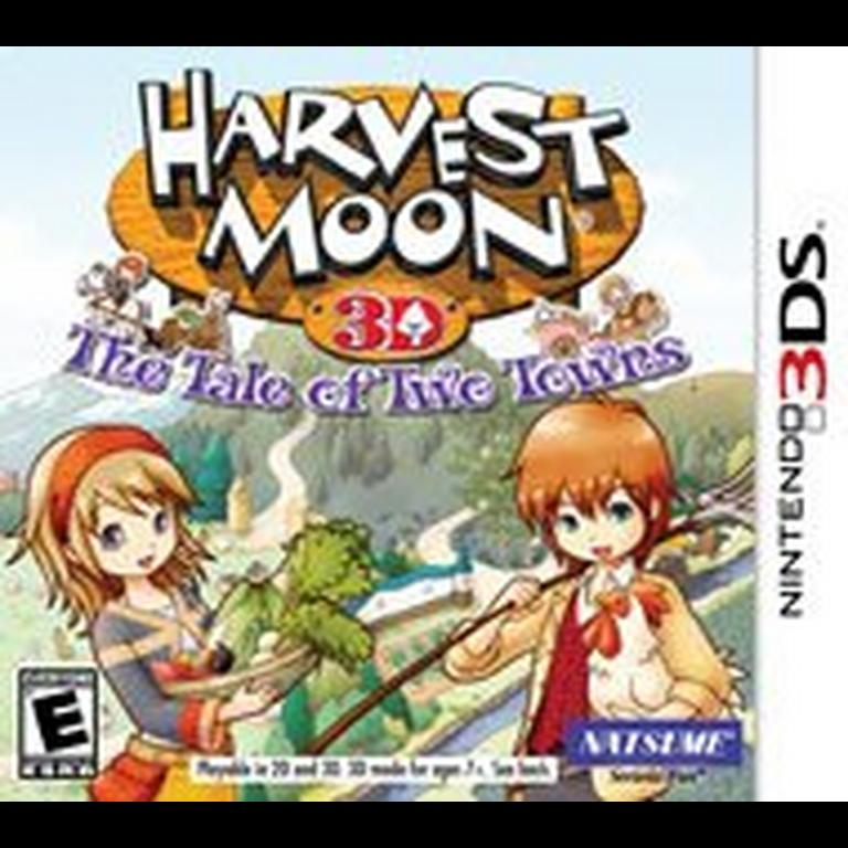 Harvest Moon 3D: The Tale of Two Towns