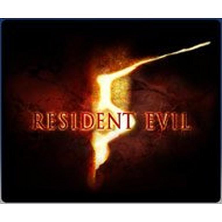 Resident Evil 5 Lost in Nightmares