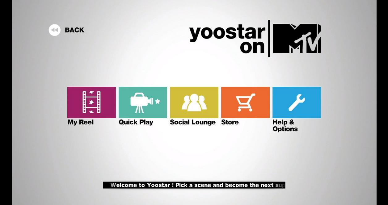 Yoostar on MTV