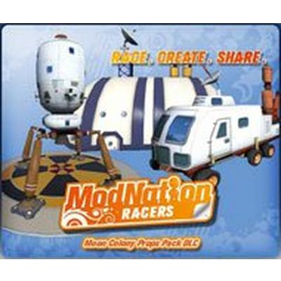 ModNation Racers Moon Colony Props Pack