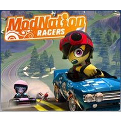 ModNation Racers Big City Theme and Career Extension