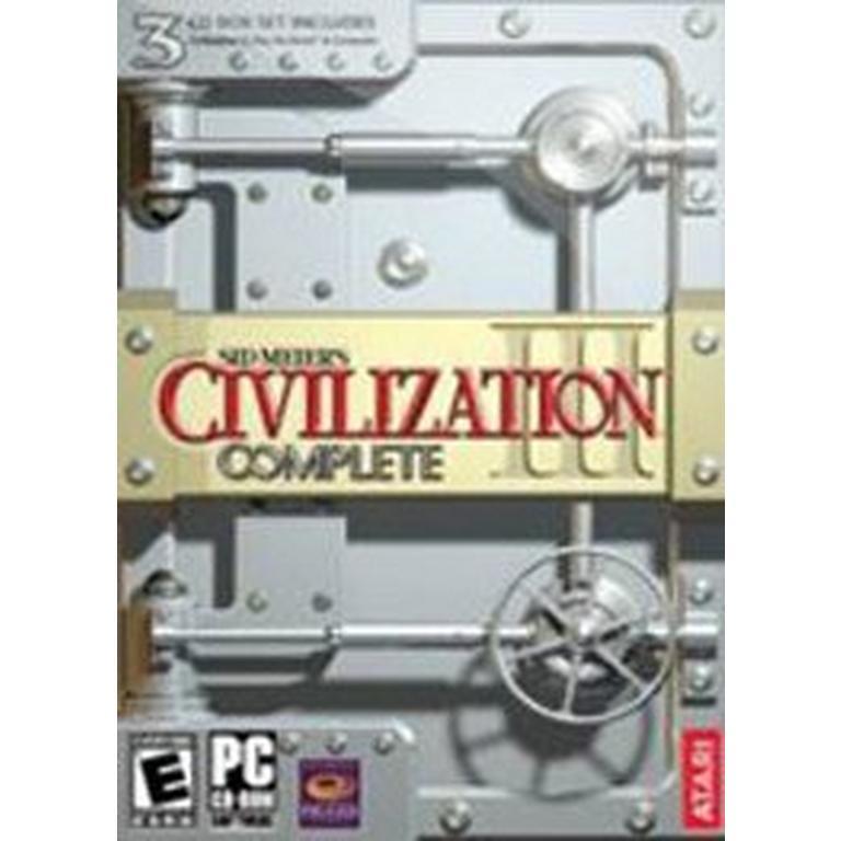 Civilization III Complete Edition