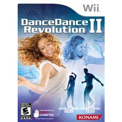 DanceDanceRevolution II