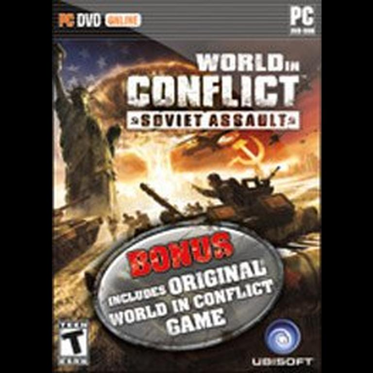 World in Conflict Gold Edition