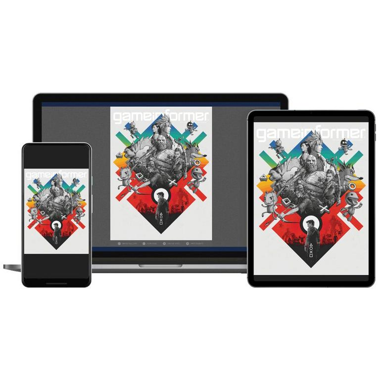 Digital Game Informer Subscription Card
