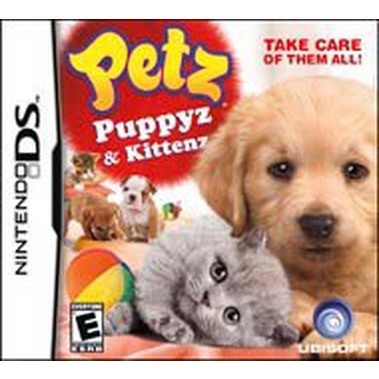 Petz Puppyz & Kittenz
