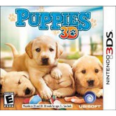 Puppies 3D