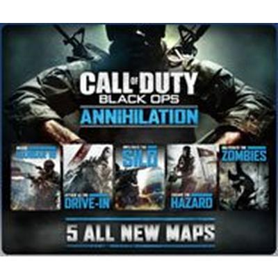 Call of Duty : Black Ops Annihilation Map Pack