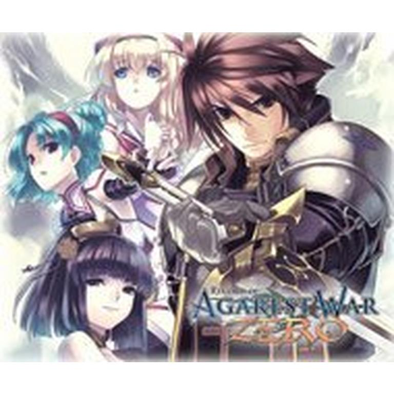 Record of Agarest War Zero - Point Addition Pack 4