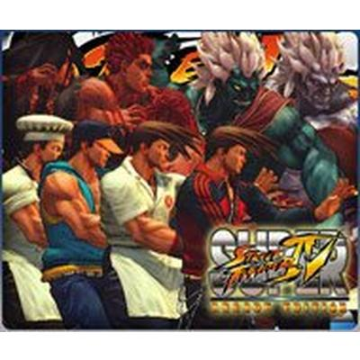 Super Street Fighter IV Arcade Challengers Pack