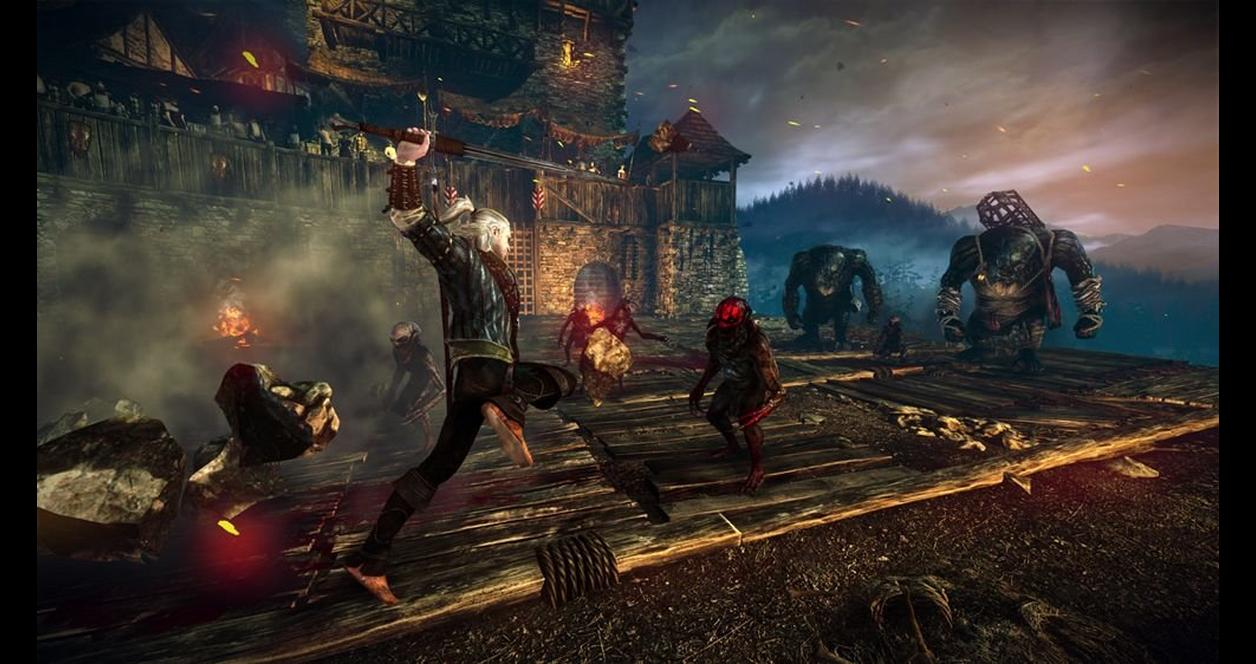 The Witcher 2 Assassins Of Kings Enhanced Edition Xbox 360 Gamestop