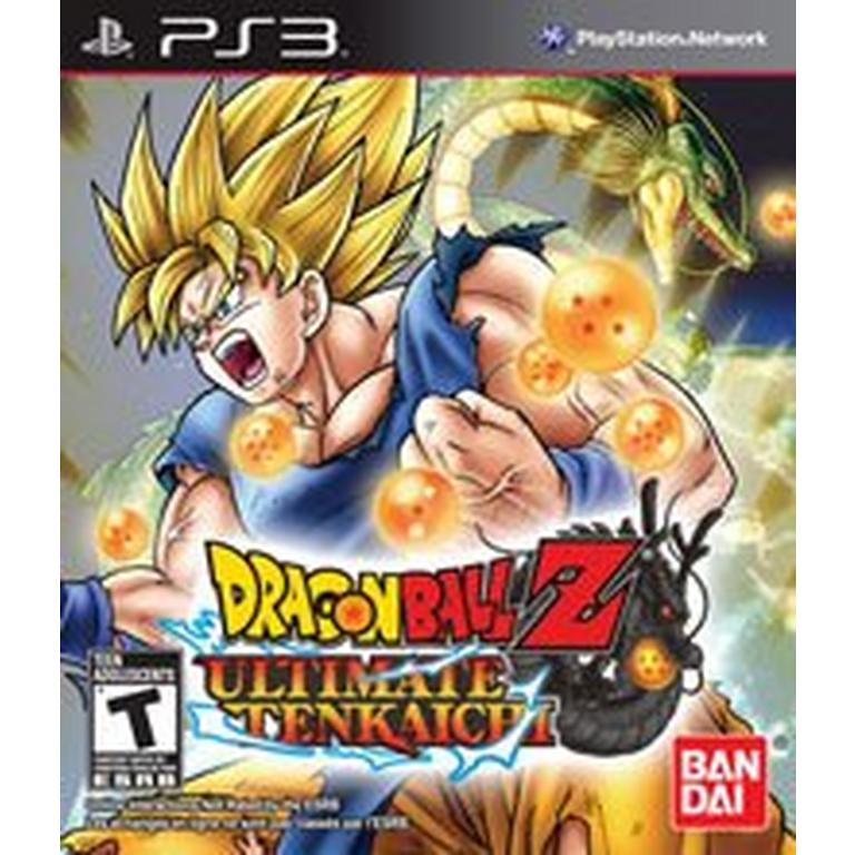 Dragonball Z Ultimate TenkaichiPlayStation 3 | GameStop