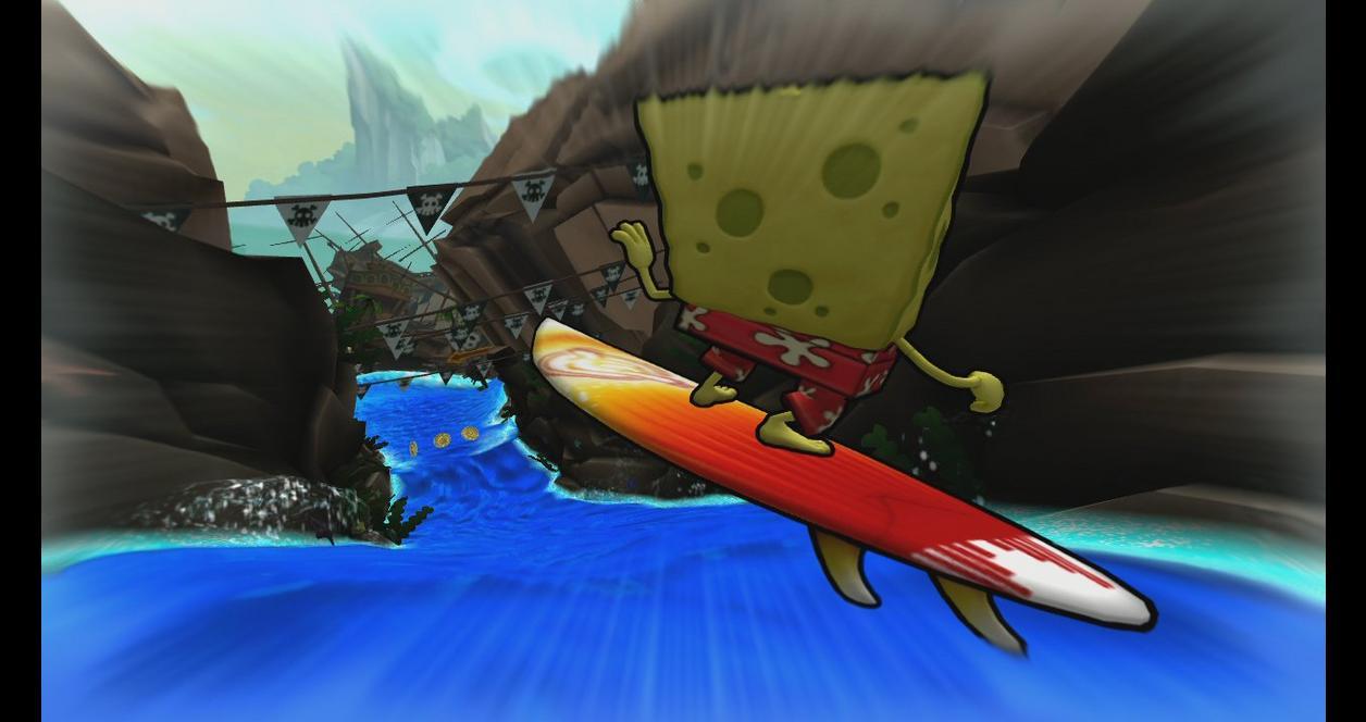 SpongeBob's Surf and Skate Roadtrip