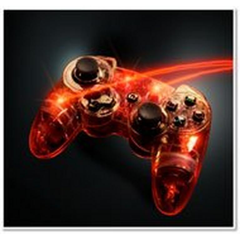 PlayStation 3 Afterglow Wireless Control