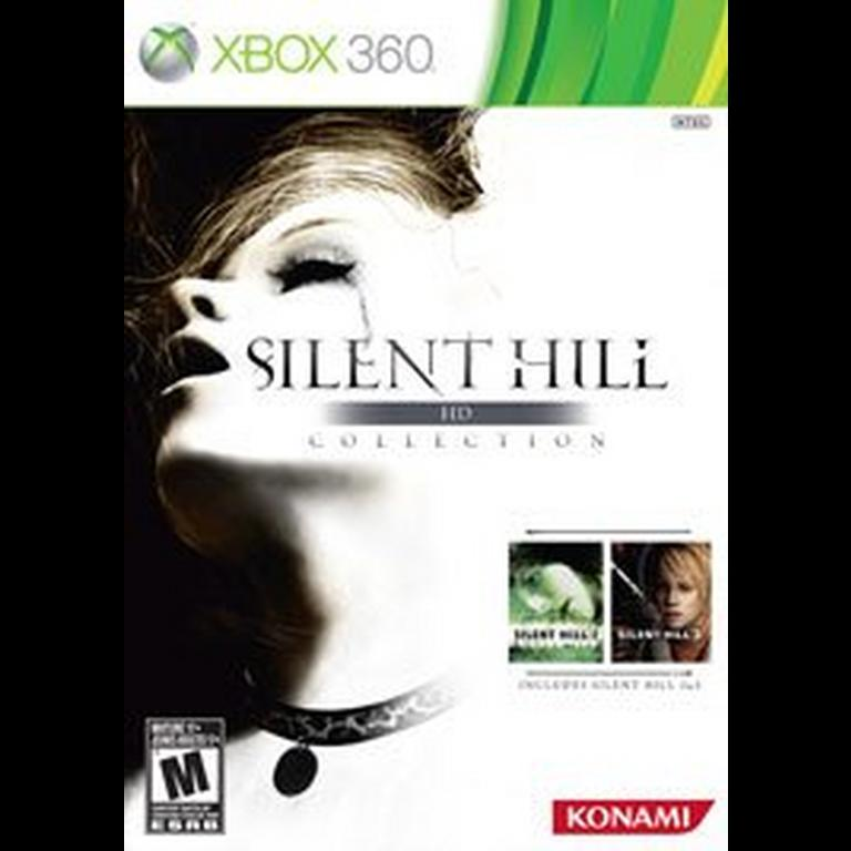 Silent Hill Hd Collection Xbox 360 Gamestop