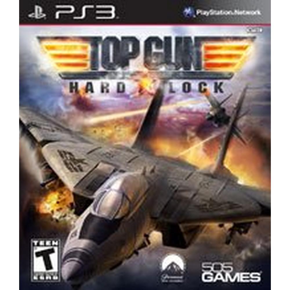 Top Gun: Hard Lock   PlayStation 3   GameStop