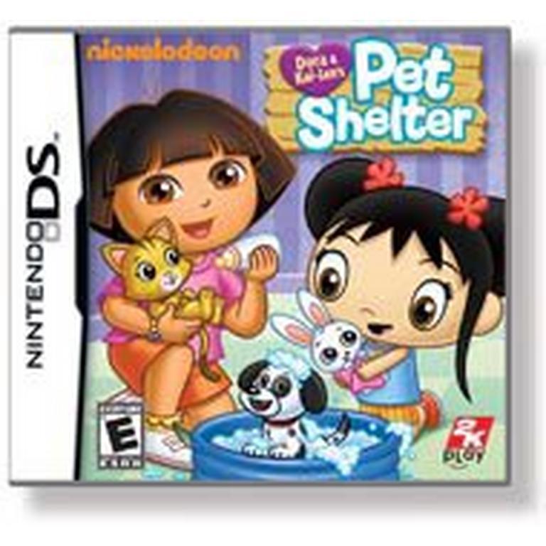 Dora & Kai-Lan's Pet Shelter