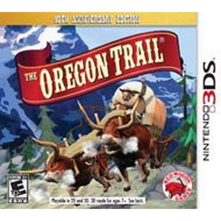 Oregon Trail 3DS