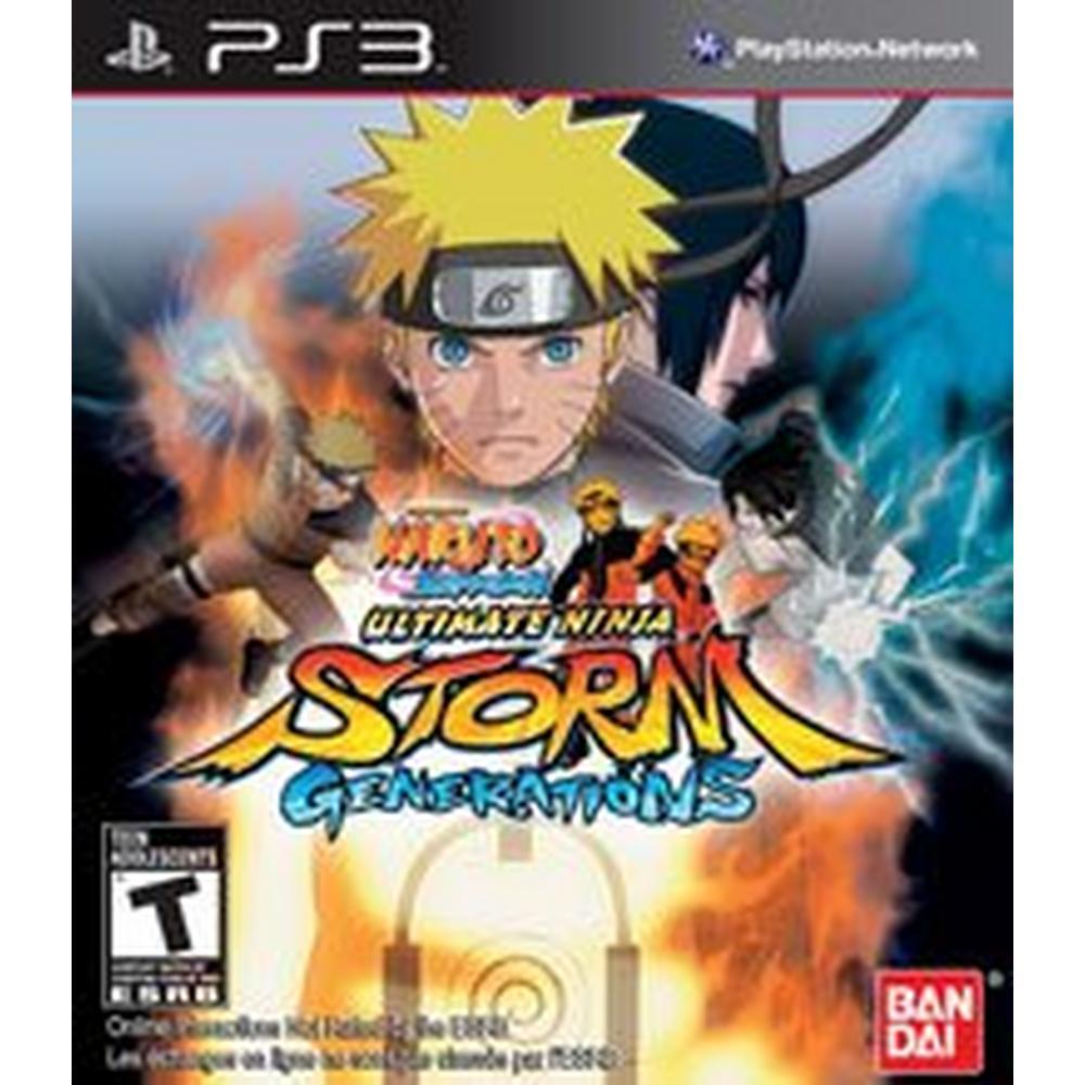 Naruto Shippuden: Ultimate Ninja Storm Generations | PlayStation 3 |  GameStop
