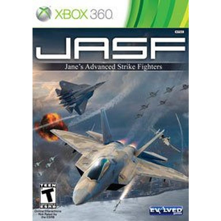 JASF: Janes Advanced Strike Fighter
