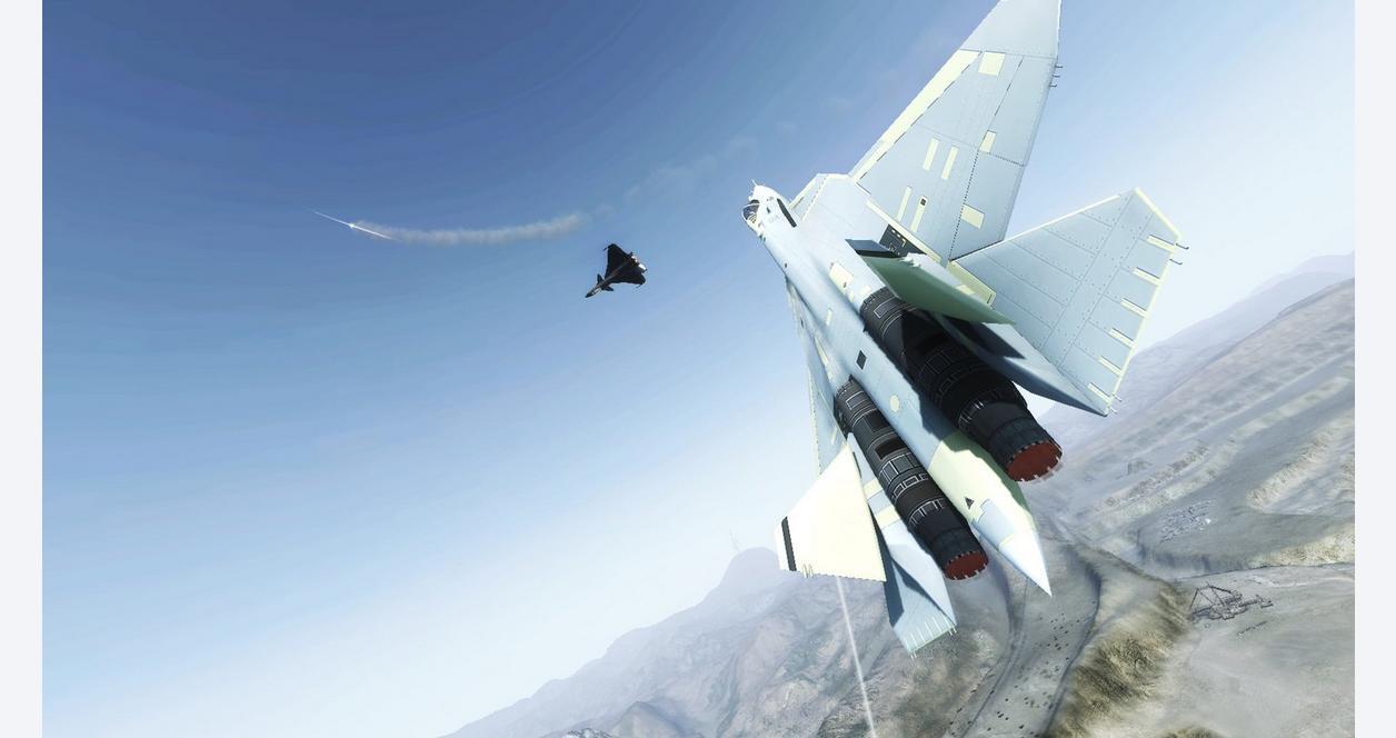 JASF: Janes Advanced Strike Fighter