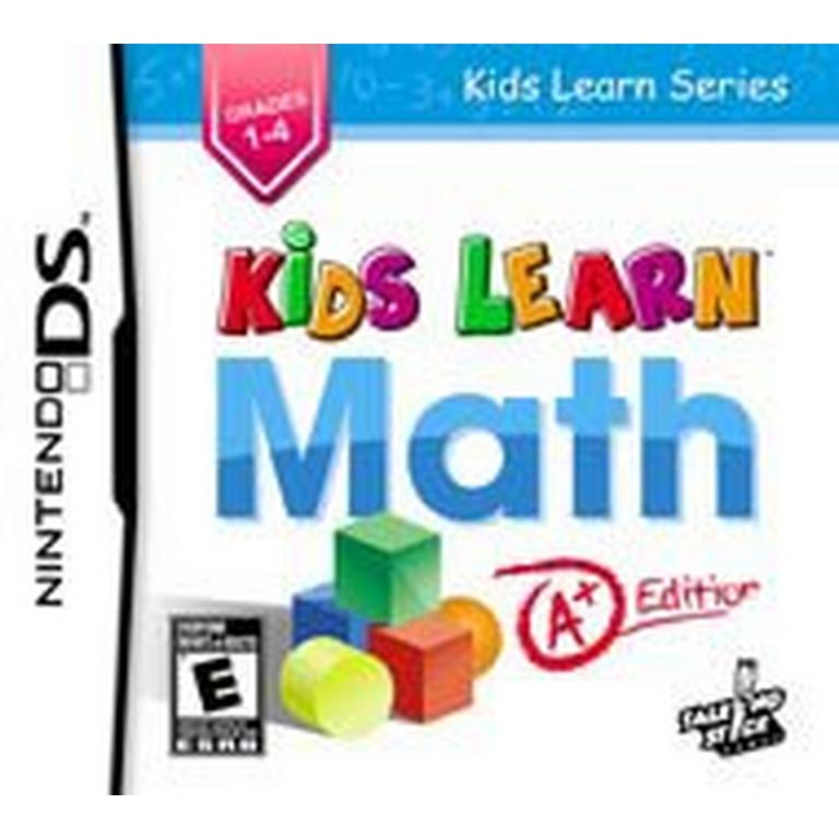 Kids Learn Math A+ Edition