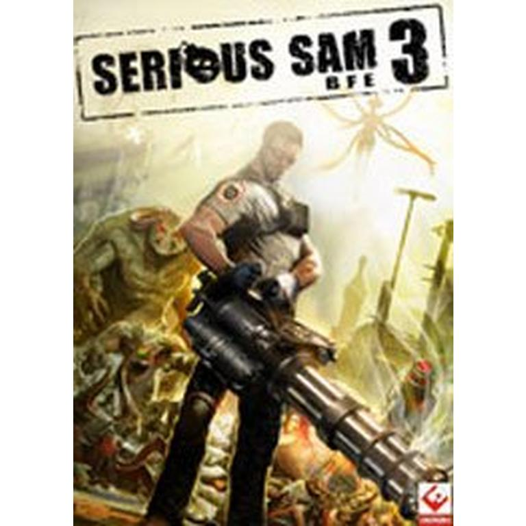Serious Sam 3: BFE