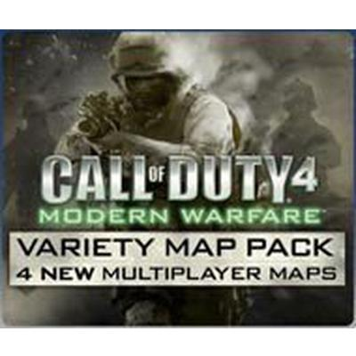 Call of Duty 4: Modern Warfare Variety Map Pack