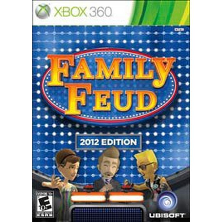 Family Feud 2012 Edition