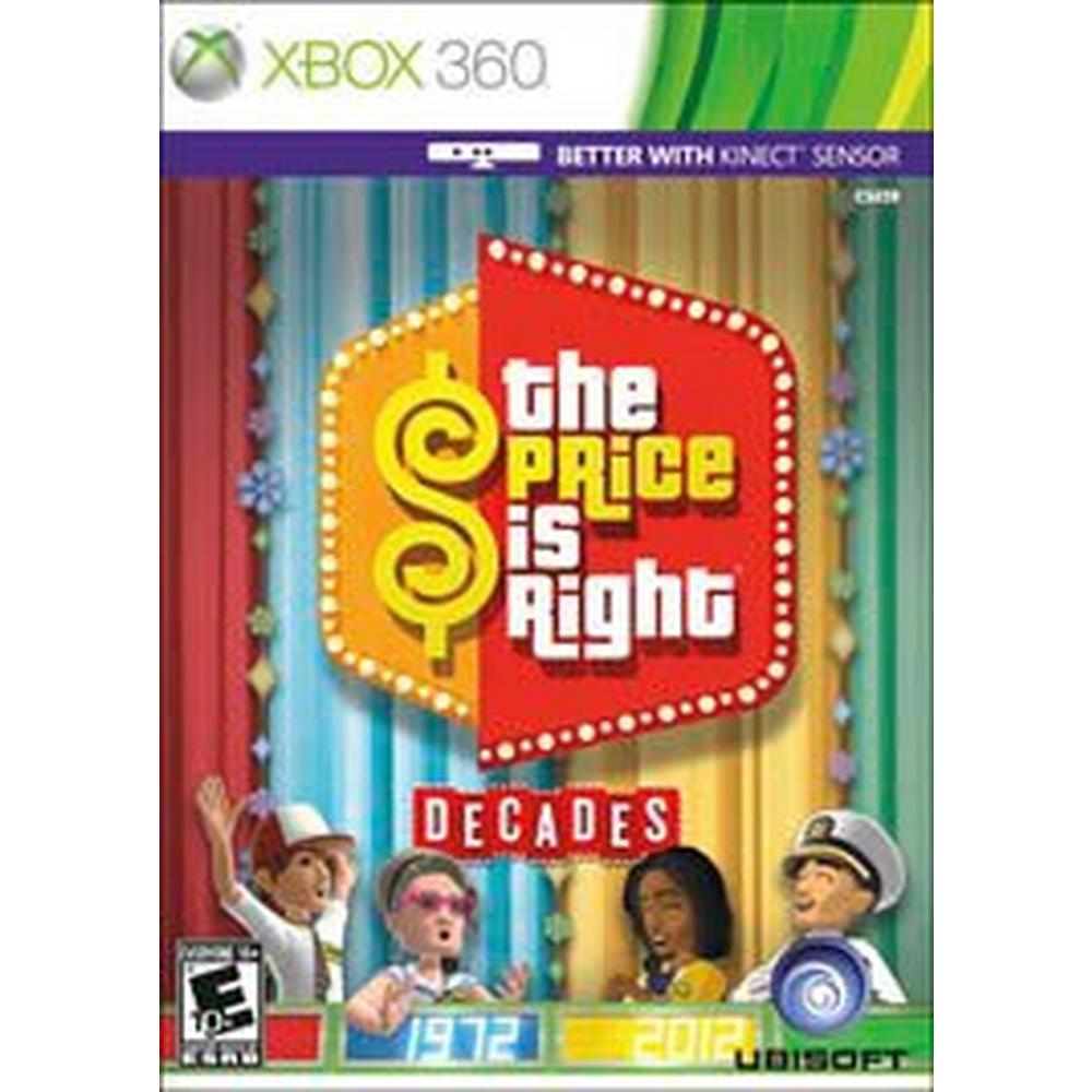 Price is Right, The Decades | Xbox 360 | GameStop