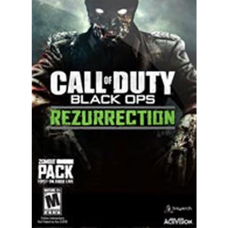Call of Duty: Black Ops Rezurrection | PC | GameStop Call Of Duty Rezurrection Map Pack on call of duty black ops zombies pack, black ops rezurrection map pack, call of duty escalation pack,