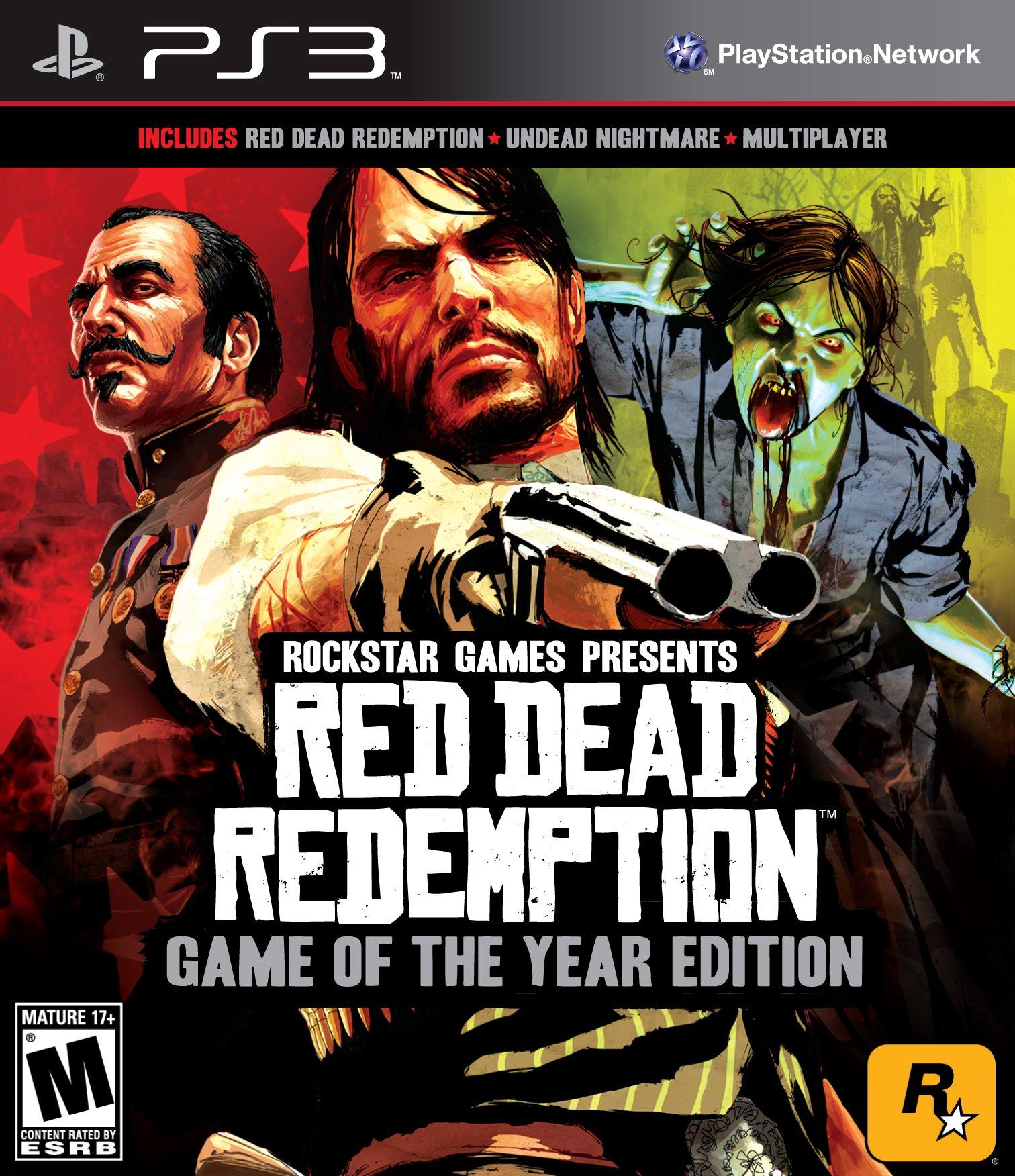 Red Dead Redemption Game of the Year Edition | PlayStation 3 | GameStop