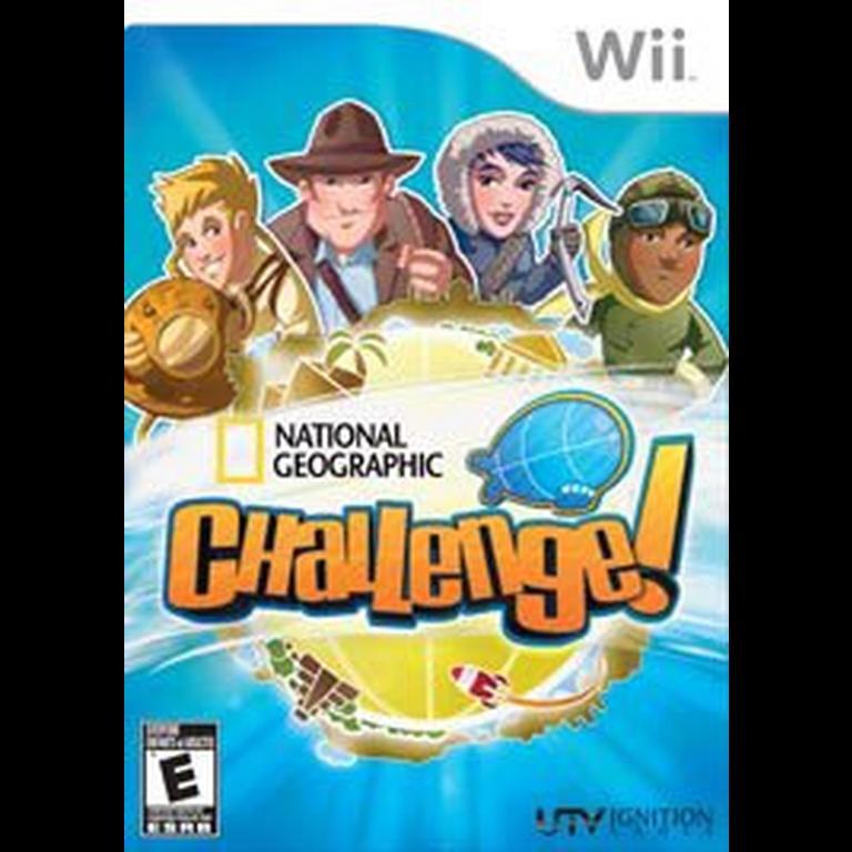 National Geographic Challenge!