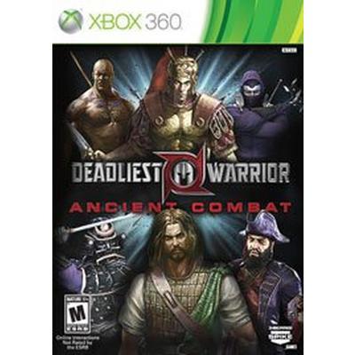 Deadliest Warrior Ancient Combat