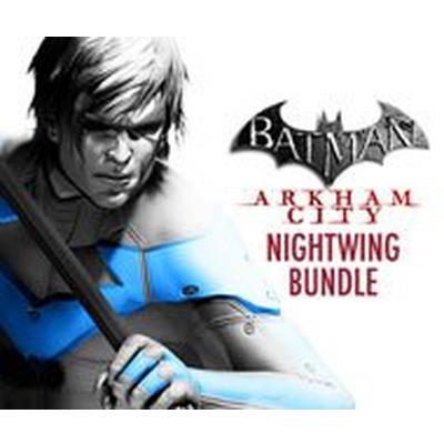 Batman Arkham City Nightwing Bundle
