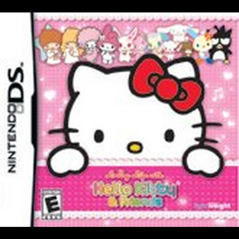 Hello Kitty Loving Life With Friends