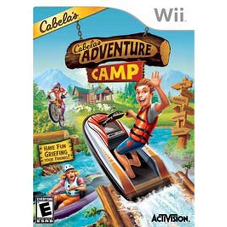 Cabela's Adventure Camp